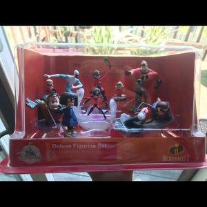 Disney Incredibles 2 Figure Set